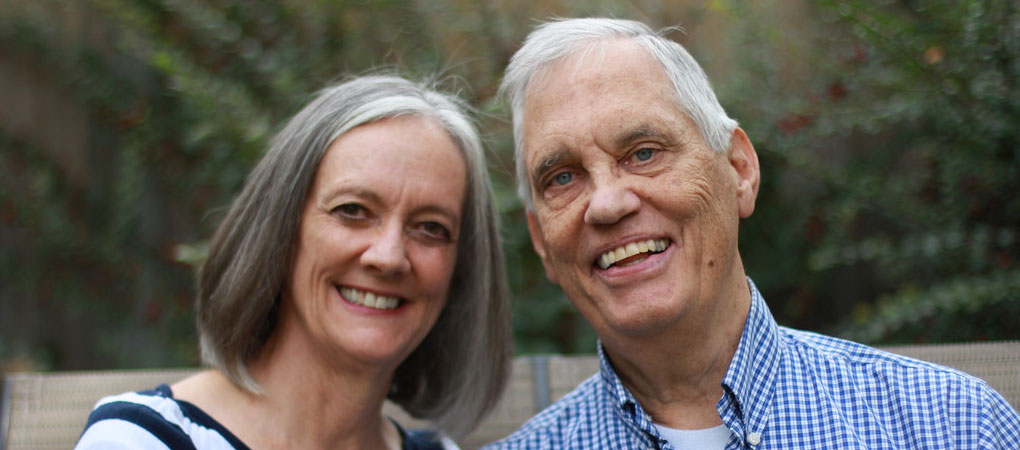 Anne Evans Cazier and Cal Cazier, founders of Resilient Child and Resilient Life Center